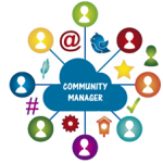 community manager icono